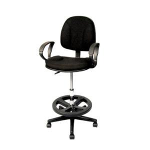 silla cajero ergonómico modelo Marío